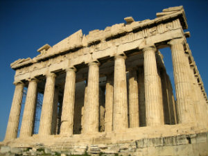 Parthenon on Acropolis - The Origin of Christianity – What Can Historians and Archeologists Tell Us?