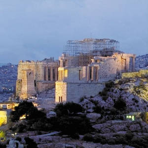 The Origin of Christianity – What Can Historians and Archeologists Tell Us? -  Acropolis in Athens