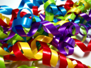 """Enjoy Yourself"" - A Gift of Gratitude - Gift Ribbons"