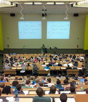 Mind expanding university class