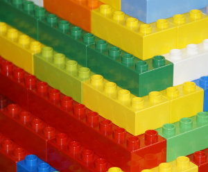 Straight Legos