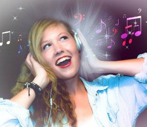 Spiritual singer
